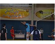 مسابقات والیبال دهه مبارک فجر