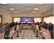 سی و ششمین جلسه هیات ورزش استان