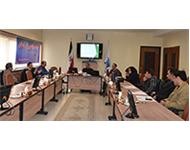 سی و هفتمین جلسه هیات ورزش استان