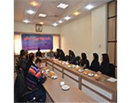 اولین جلسه سرپرستان انجمن های ورزشی هیات استان